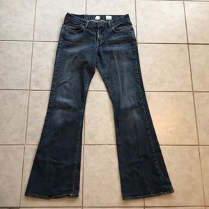 Lucky Brand Jeans (needs a button)